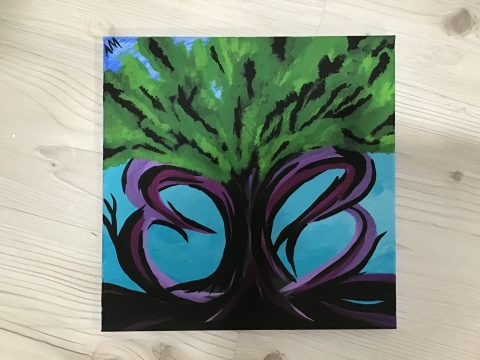 313 - Alexandra Mayers - painting